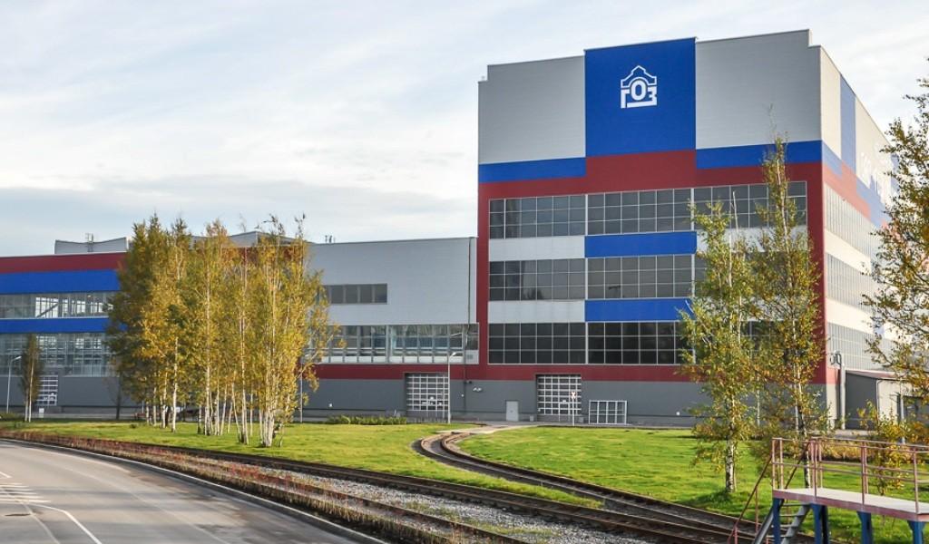 ГОЗ Обуховский завод