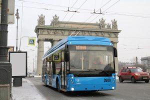 троллейбус ТРОЛЗА