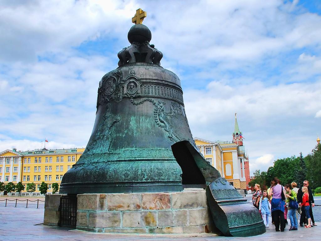 царь-колокол для нижегородской епархии