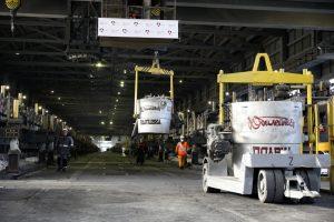 Волгоградский алюминиевый завод отмечает 60-летие