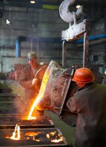литейное производство в ХТС