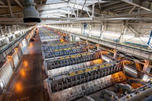 РУСАЛ. Литейное производство. Литейный завод