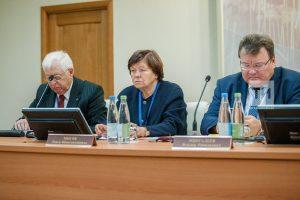 заседание съезда литейщиков