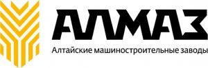 логотип АЛМАЗ